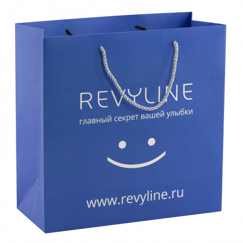 Пакет подарочный Revyline, размер L
